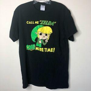 Don't Call Me Zelda Tee